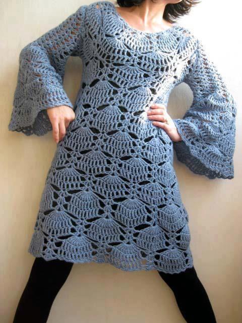 An Versatile Crochet Dress Pattern