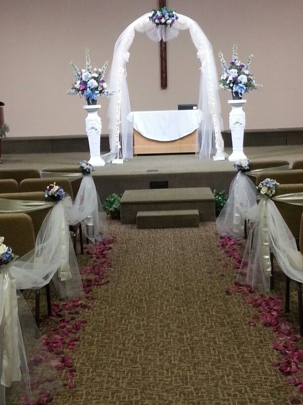 THIS IS THE LAST THING I WANT OUR ALTER TO LOOK LIKE!!!