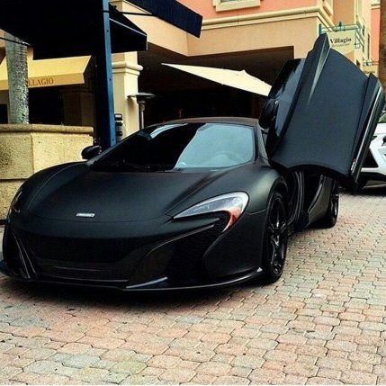 Dream Cars Lamborghini Matte Black 21