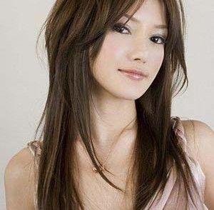 Coupe cheveux long pour ado