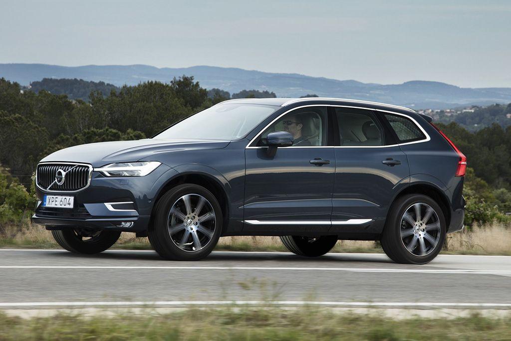 2020 Volvo Xc60 T6 Inscription Review Feels Free To Follow Us Di 2020 Dengan Gambar