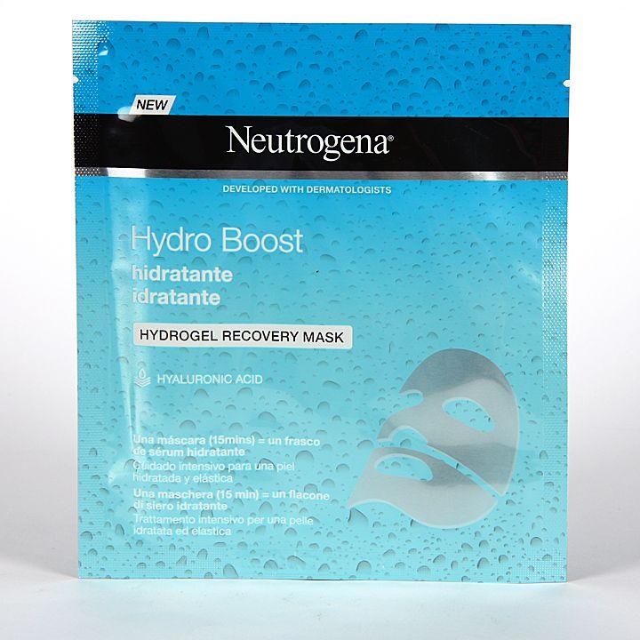 Todo Sobre Neutrogena Hydro Boost Información Y Opiniones De Todos Sus Productos En 2021 Mascarilla Facial Hidratante Hidratante Neutrogena