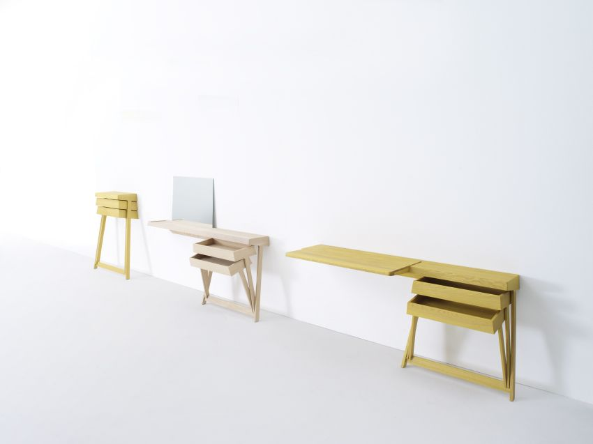 Arco setup tafel de projectinrichter