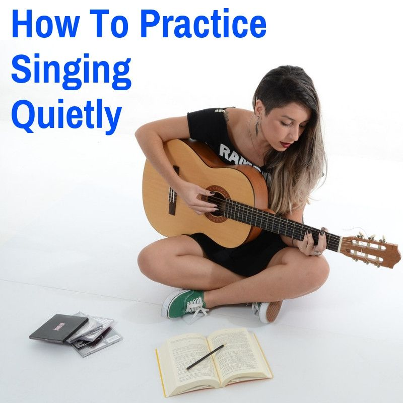 How to Practice Singing Quietly #howtosing