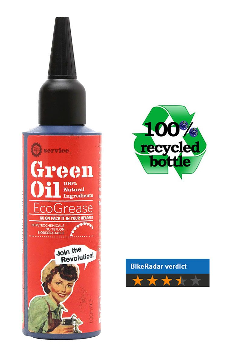Ecogrease, perfect for bearings, etc.