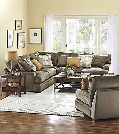 Product Hm Richards Zibo Microfiber Muilti Piece Sectional With Accent Pillows Decorating A New Home Family Living Rooms Living Room Designs Inspiration hm richards living room
