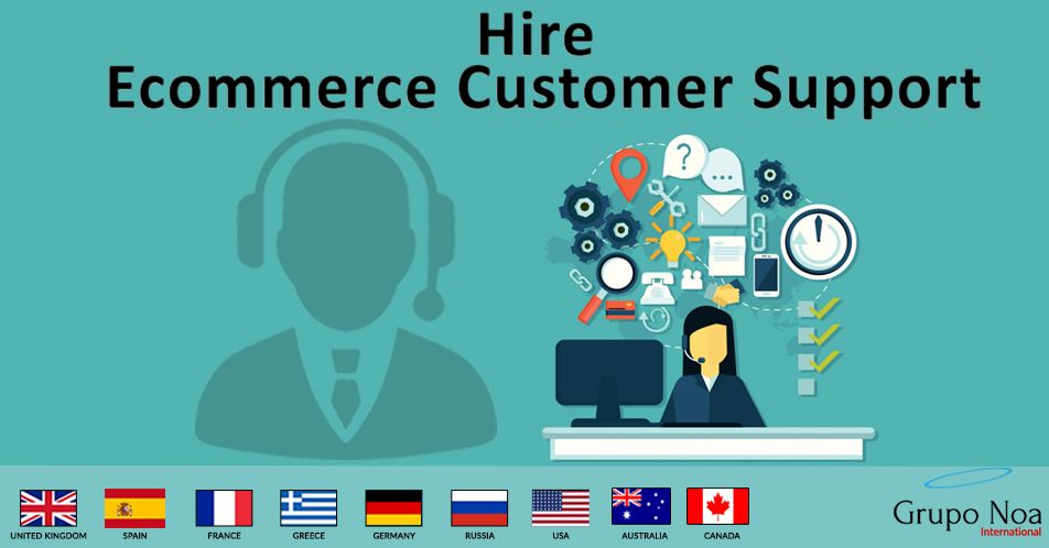 Build up your customers trust by providing 24/7 ecommerce customer