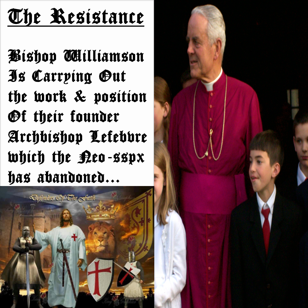 """Resistance  # TradCatKnight Join the New Crusade    """"The"""