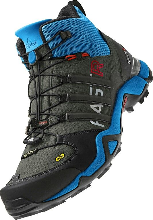 Adidas Terrex Fast R Mid Boots Outfit Men Mens Boots Fashion Sneakers Men Fashion