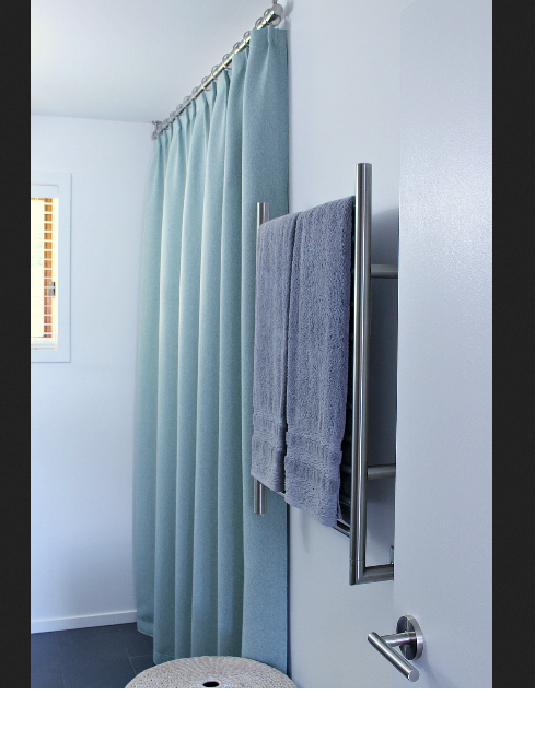 Standard Shower Curtain Rod Length