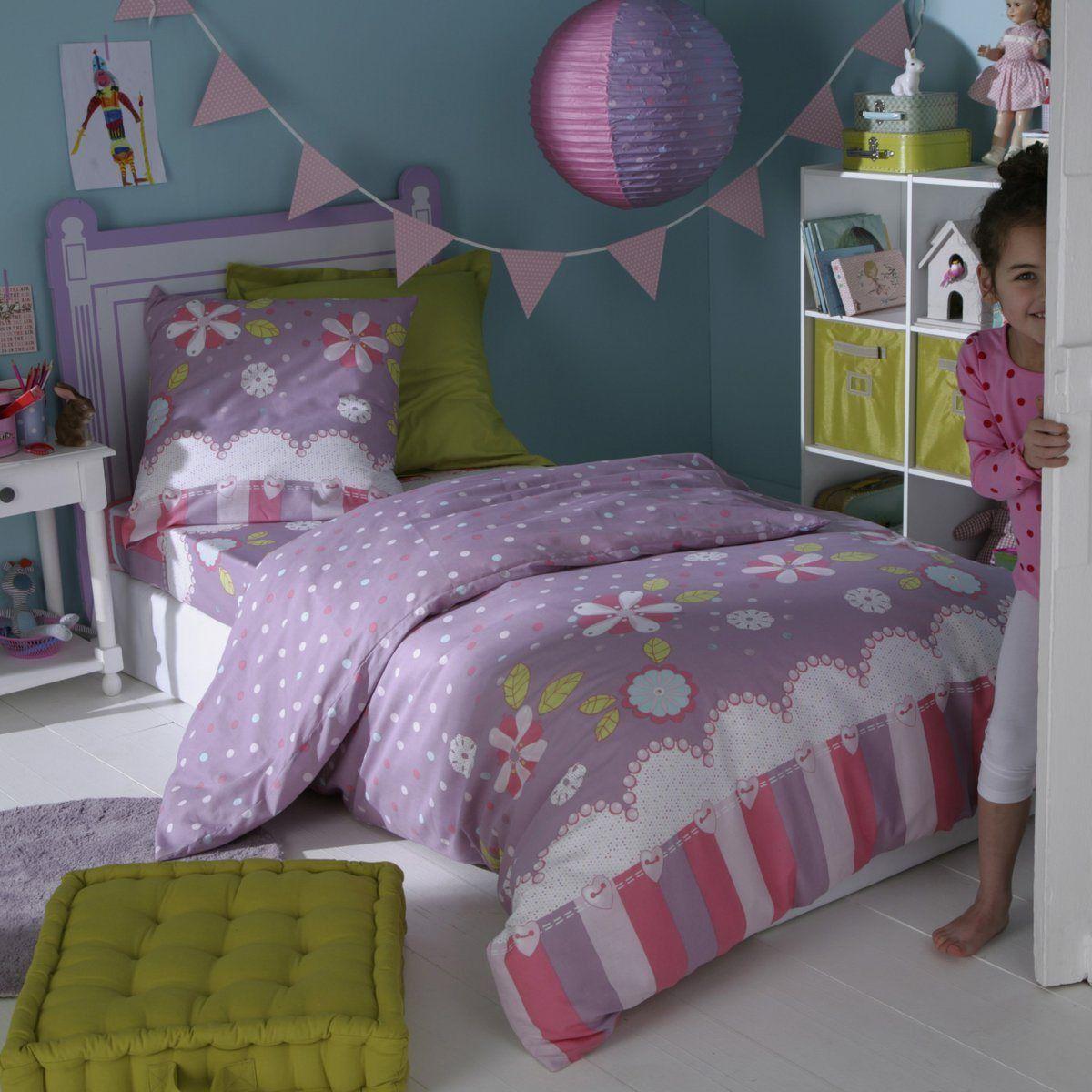 parure housse de couette sweet home autre la redoute house pinterest room and house. Black Bedroom Furniture Sets. Home Design Ideas