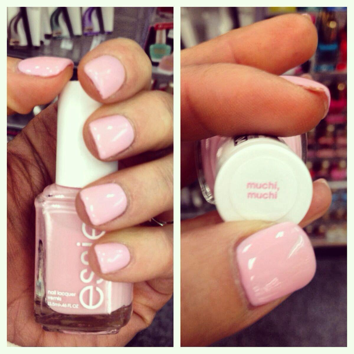 Best Light Pink Nail Polish 2017 - To Bend Light