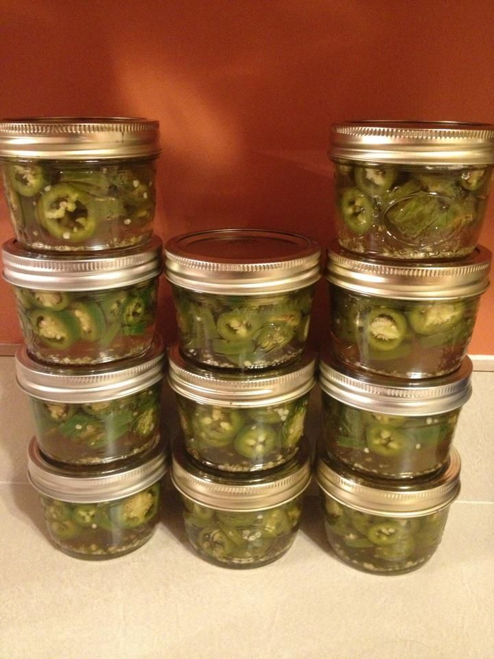 Garden fresh canned jalapeno peppers the robert - How to can banana peppers from your garden ...