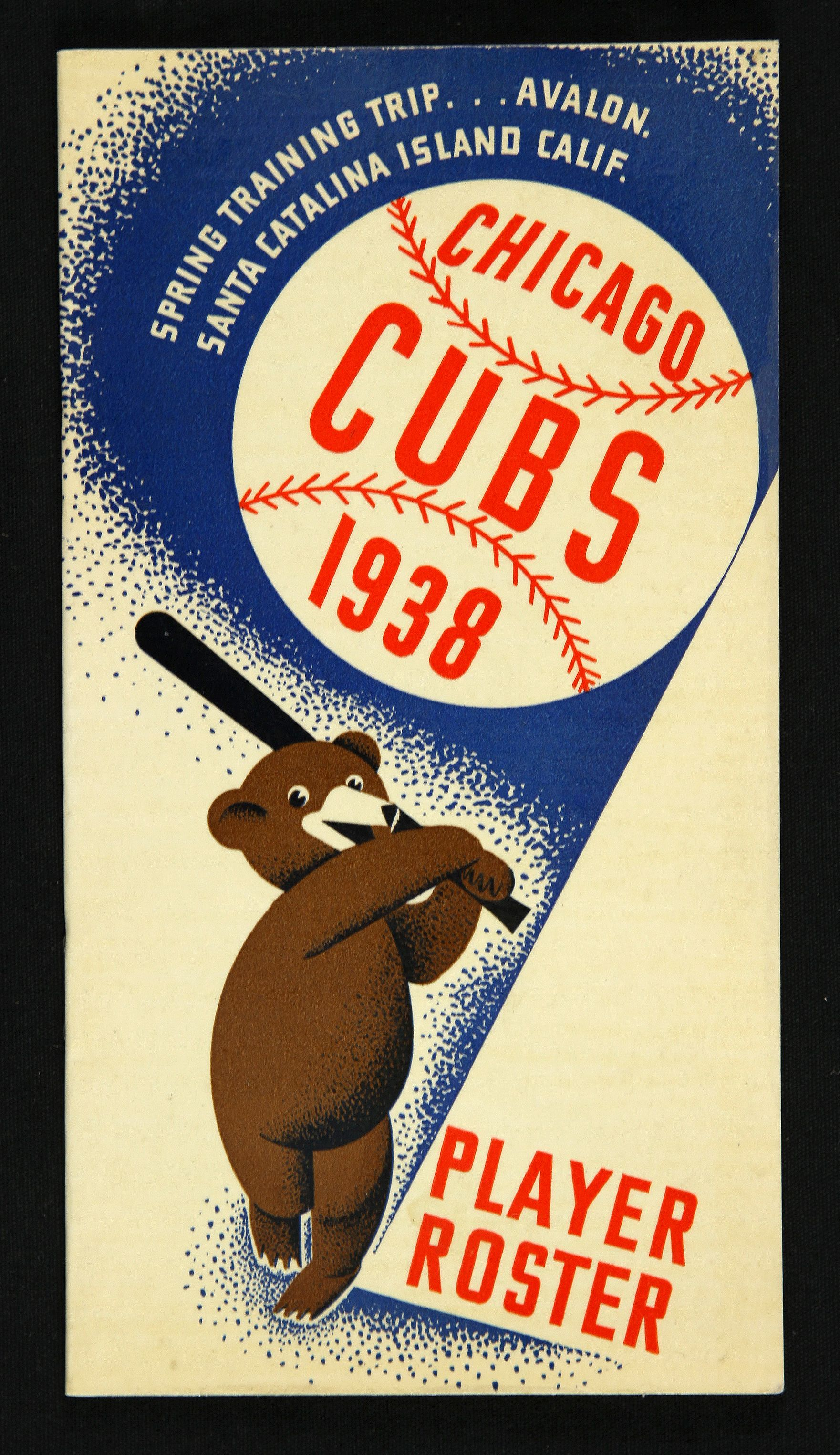1938 Chicago Cubs spring training Chicago cubs spring