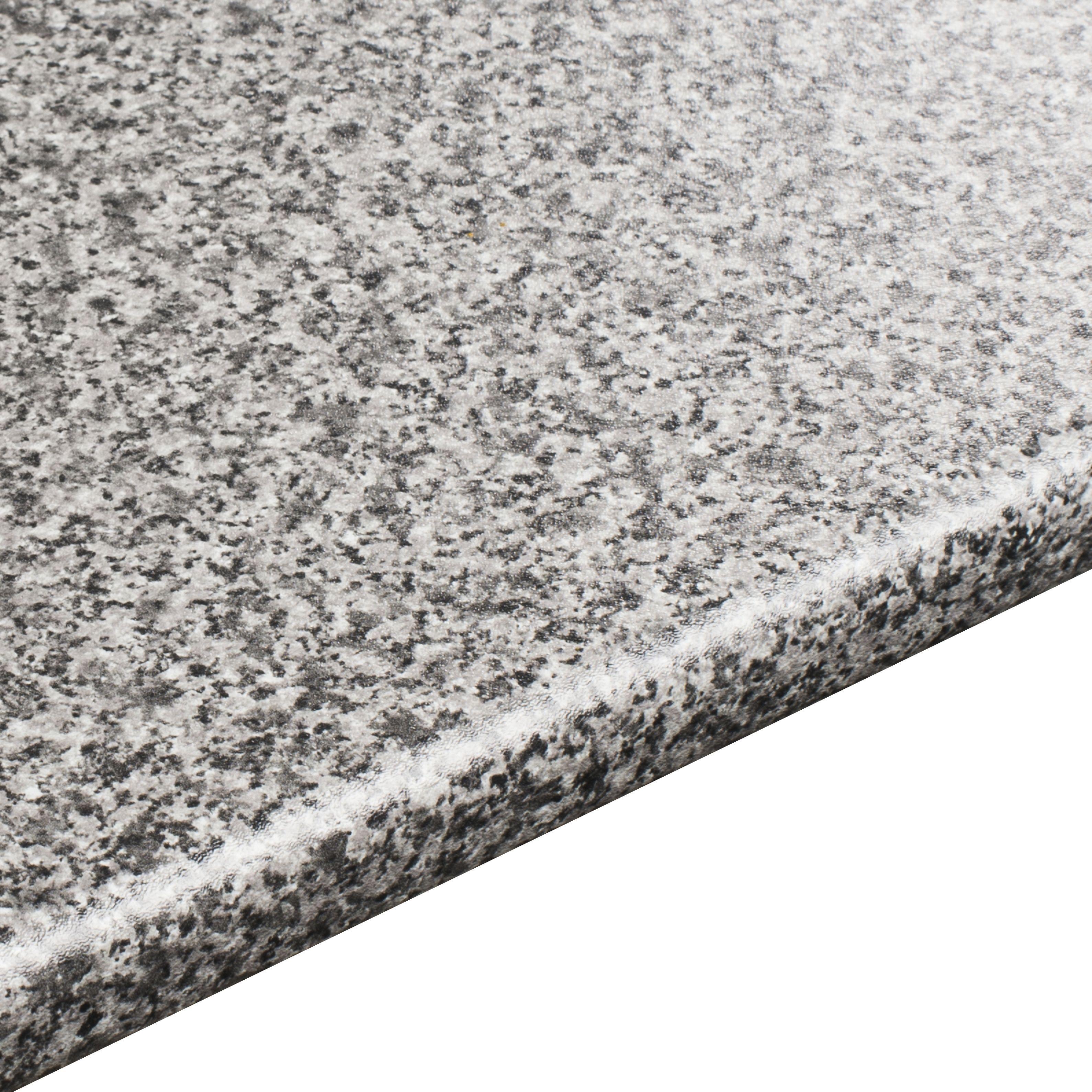 Q Bar And Kitchen: 28mm B&Q Inari Granite Laminate Round Edge Kitchen Worktop