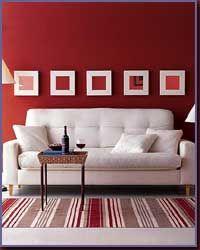 Red On Red Decor Ideas For Home Decorating Decoracion De Muros Colores De Casas Interiores Decoracion De Pared