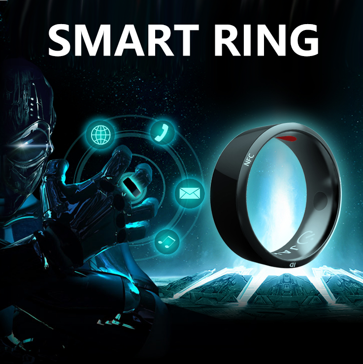 Wearable Smart Ring - The Evolution of Mobile Smart Rings in