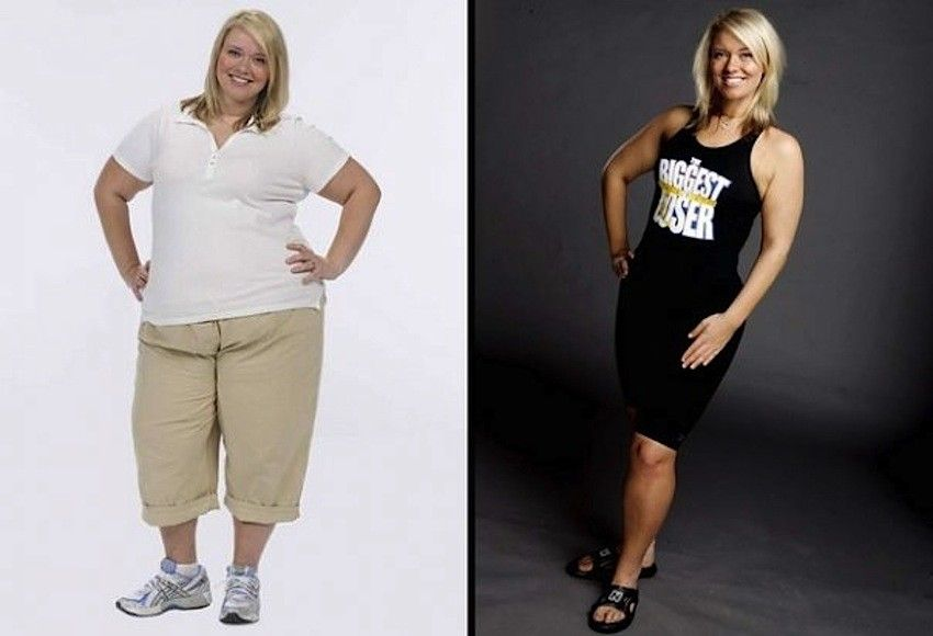 """8 Things I Learned From Being A Contestant On """"The Biggest Loser"""" Great article, very realistic :)"""