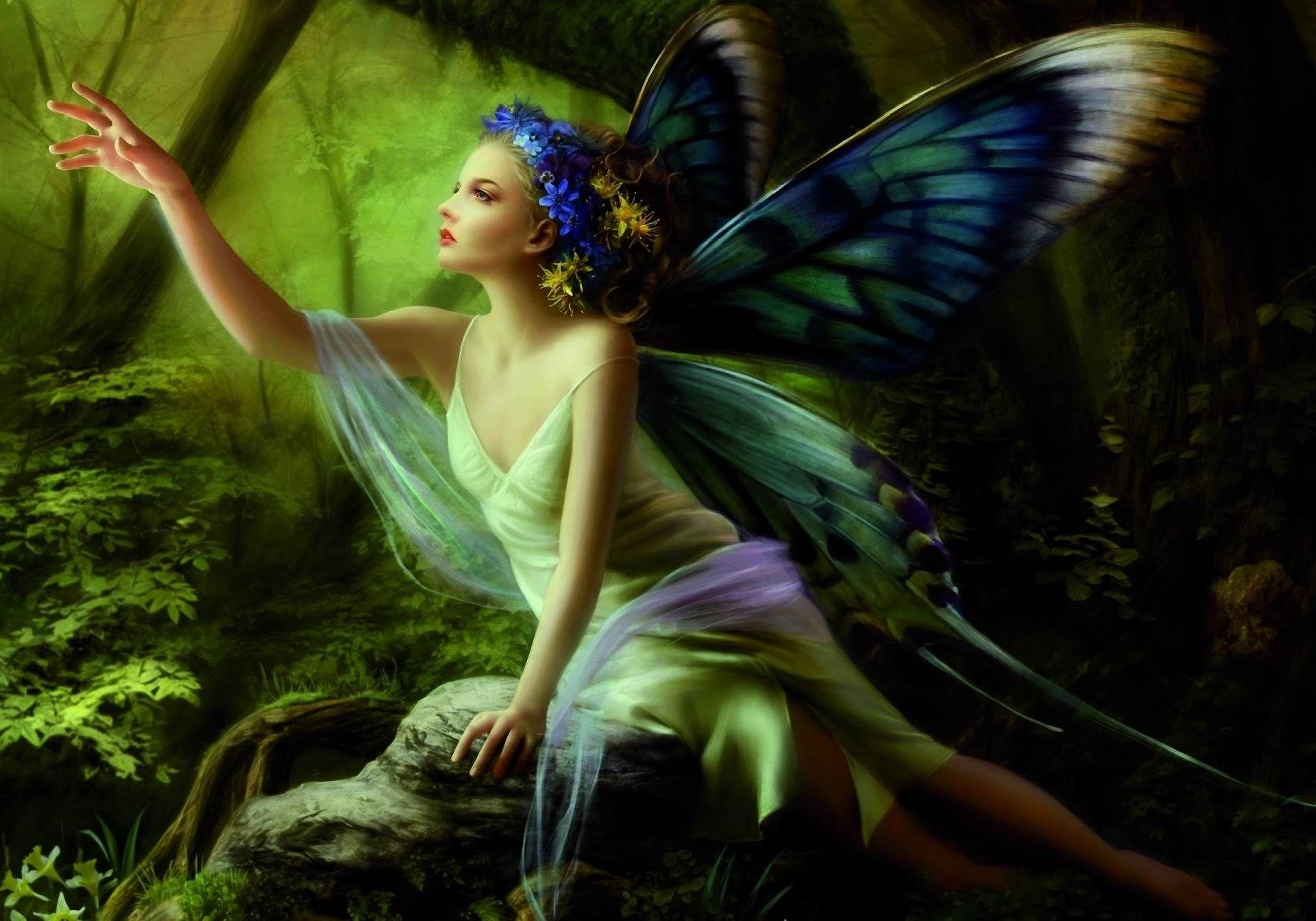 Cute Little Fairy Hd Wallpaper Wallpaperfx 1024 768 Beautiful Fairies Wallpapers Adorable Wallpapers Fairy Wallpaper Fantasy Fairy Beautiful Fairies