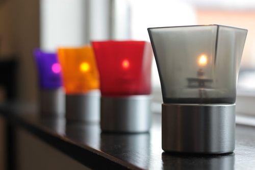 57a8eb68511 Los porta velas Square Plastic son ideales para decorar las mesas de bares  lounge
