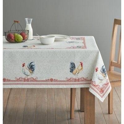 Maison d' Hermine Campagne Tablecloth is part of Country Clothes Rustic -