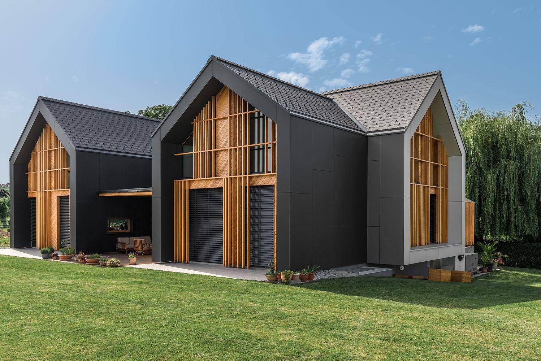 Galer a de casa xl sono arhitekti 1 nel 2019 esterni for Case bellissime esterni