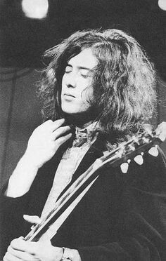 An Absolute Angel <3 Jimmy Page