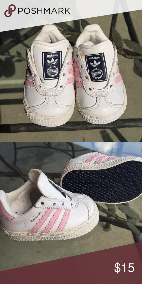 Infant Girls Adidas Gazelle | Adidas