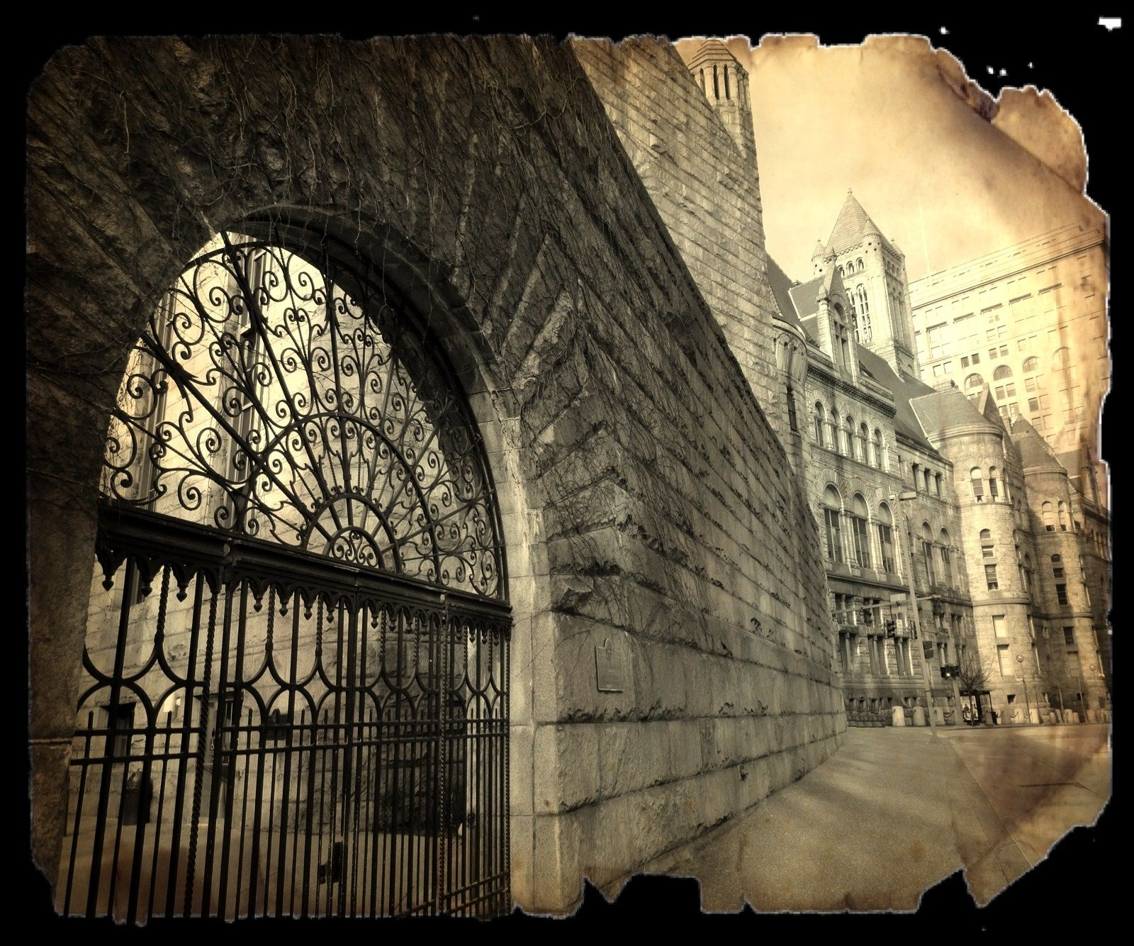 Haunted Pittsburgh Ghost Tour Haunting Haunted Places