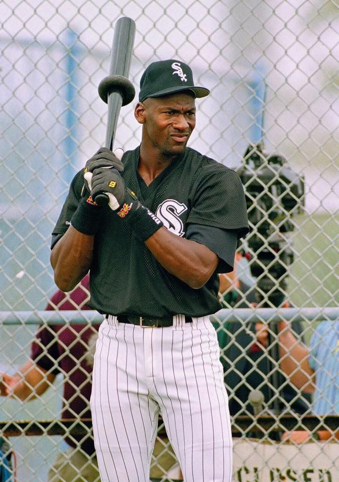 Chicago White Sox, Michael Jordan | Michael jordan baseball ...