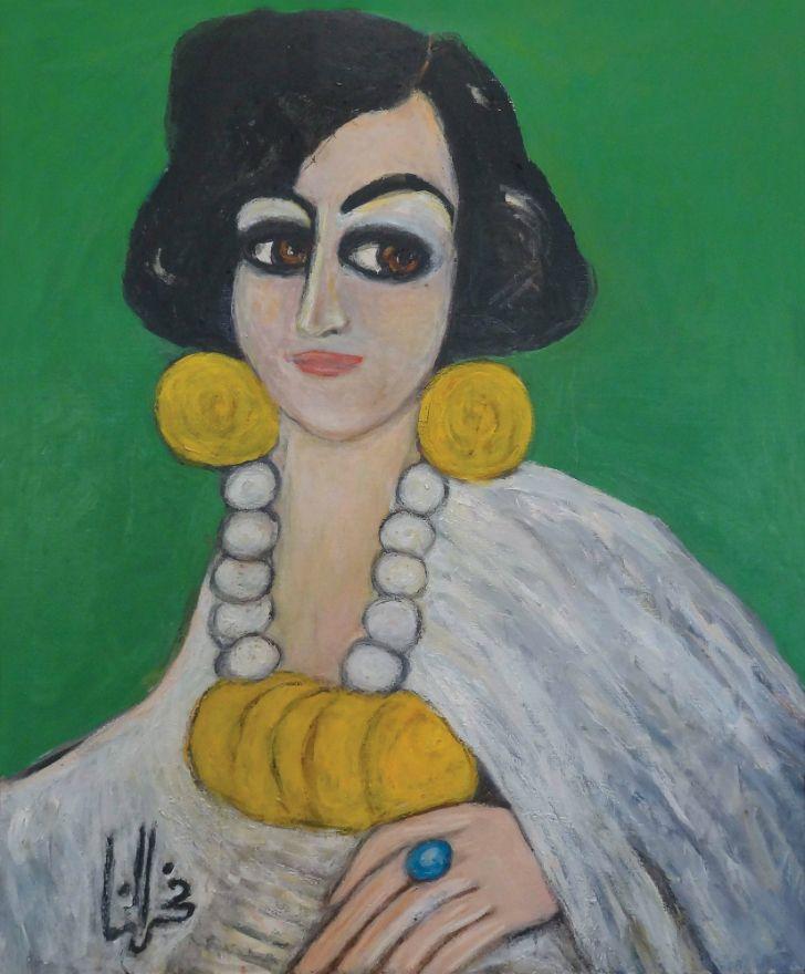 21 ünlü Türk Ressamın Kadın Figürlü Tabloları Ressam Resim Kadın