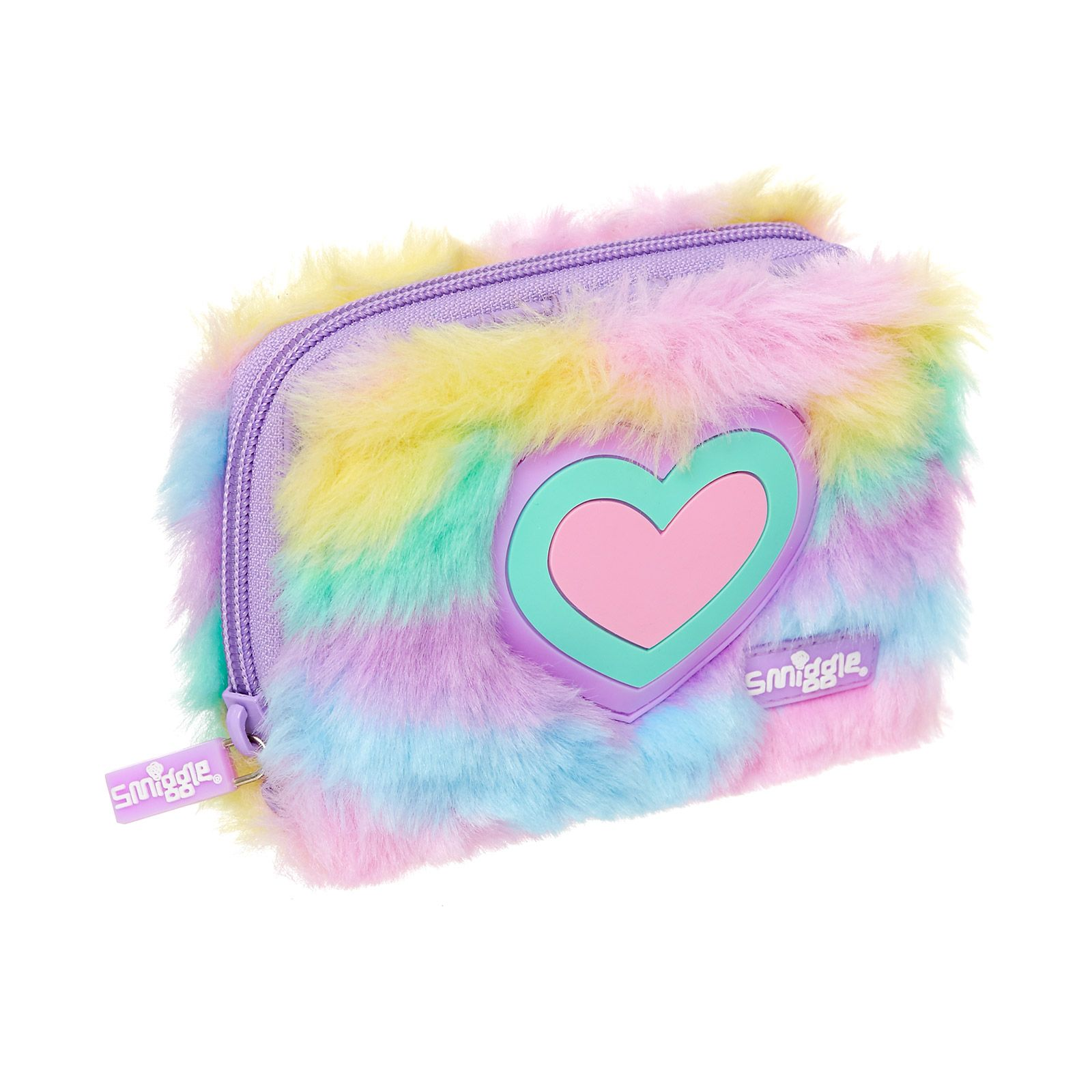 ae80fa02398eb2 Fluffy Swirl Lux Wallet | Smiggle | Just Giselle stuff | Glitter ...