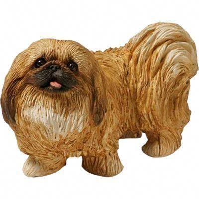 Sandicast Mid Size Pekingese Sculpture (With images) Dog