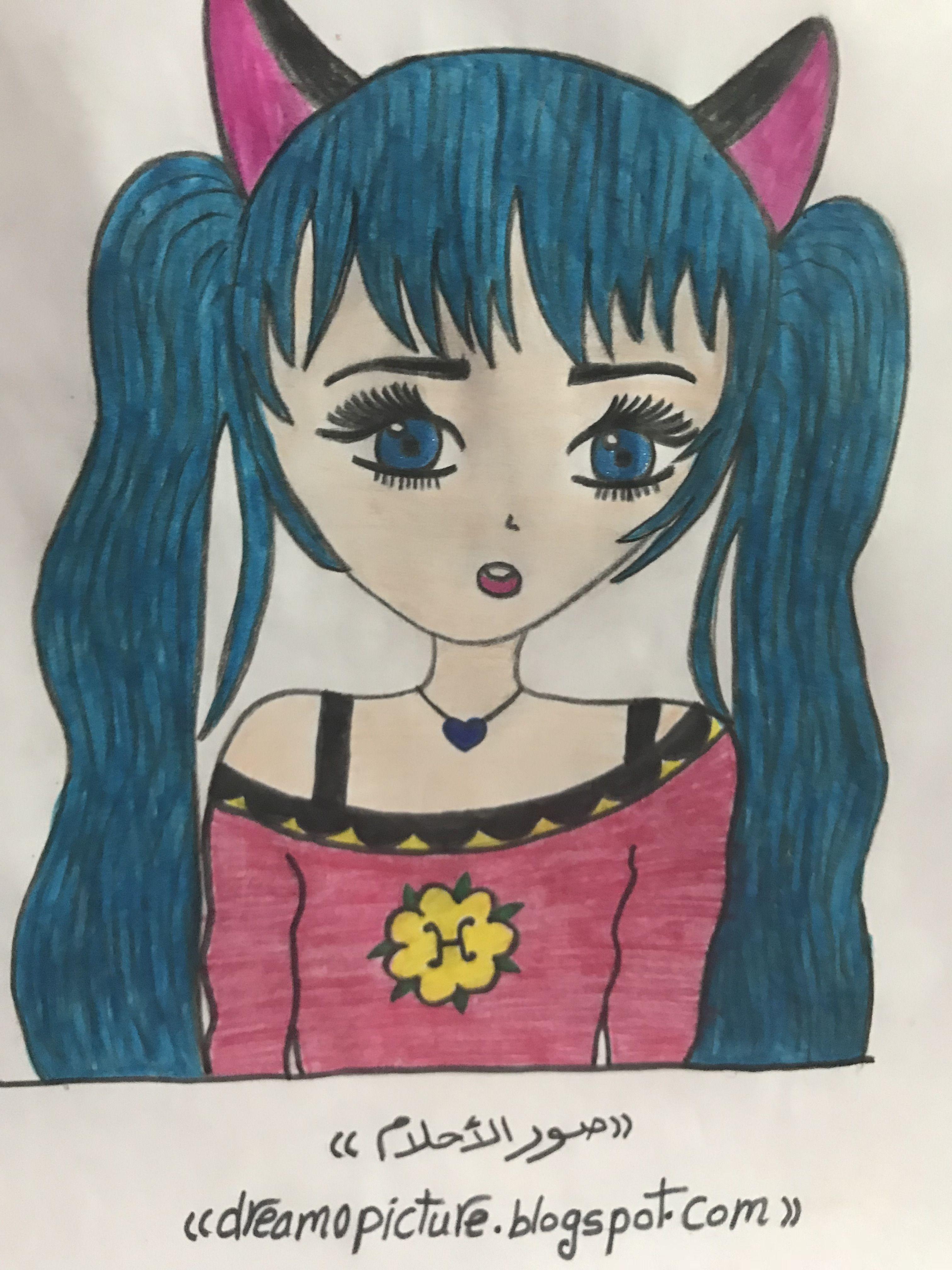 موقع للرسم Anime Art