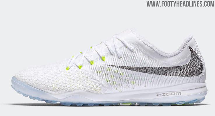 Unique Nike Zoom Hypervenom III 'Just Do It' 2018 World Cup Indoor