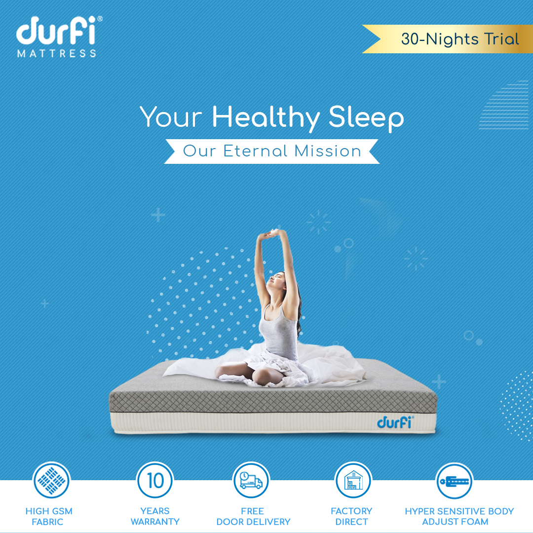 Do Not Compromise With Your Healthy Sleep When You Can Get Durfi Mattress Our Mission Is To Provide The Best Support To Healthy Sleep Mission Supportive