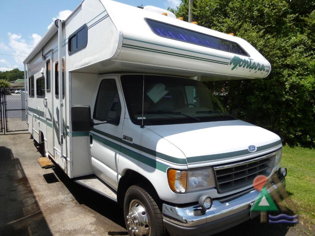 for sale used 1996 tioga montara 24d motor home class c at campers rh pinterest com