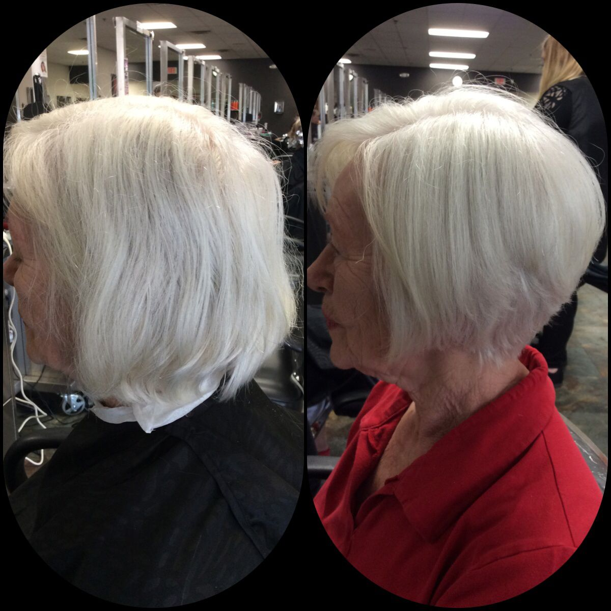 Evcc Cosmetology Beauty School Haircut Lovely Layers Wedge