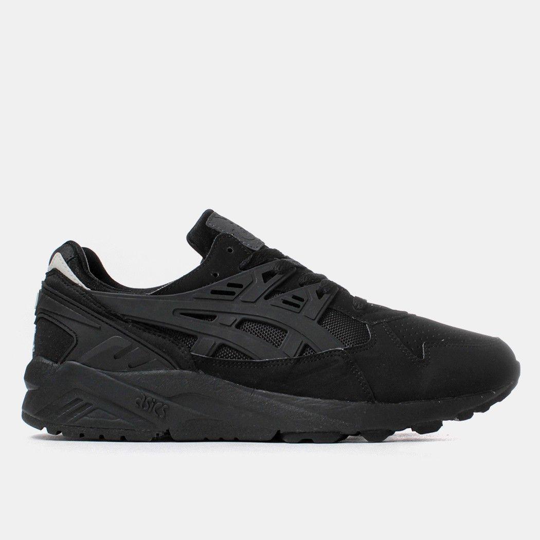 Asics Gel Kayano Trainer Shoes - Black/Black