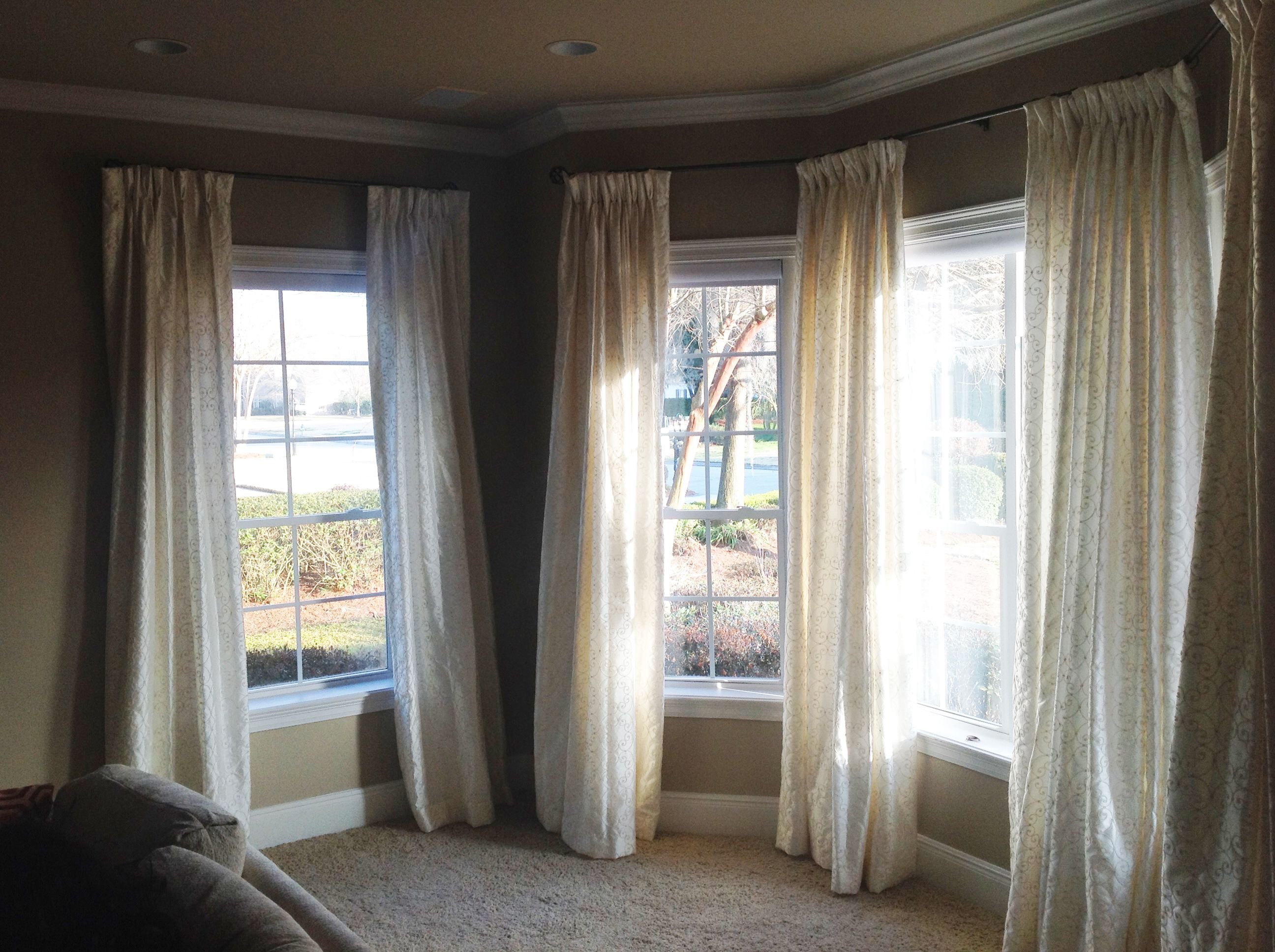 Luxury Custom Curtains, Roman Shades And Designer Accent Pillows Small