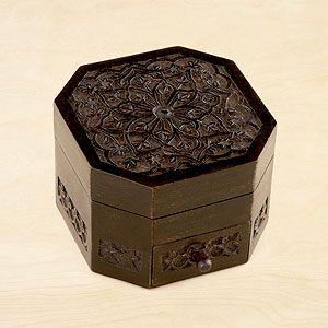 World Market Jewelry Box Simple Octavia Octagon Jewelry Box  World Market  My Dream Room Inspiration Design