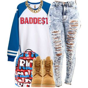 XO-BEAUTY (POLYVORE OUTFITS) The Baddest