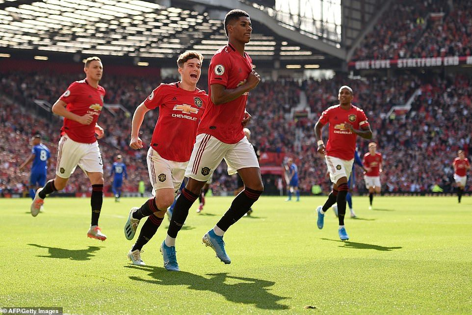 Man United 1-0 Leicester: Foxes handed first defeat of the ...