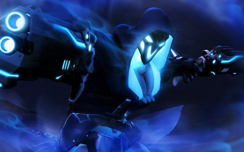 Wallpaper Reaper Overwatch Dark Artwork Overwatch Wallpapers Overwatch Reaper Overwatch