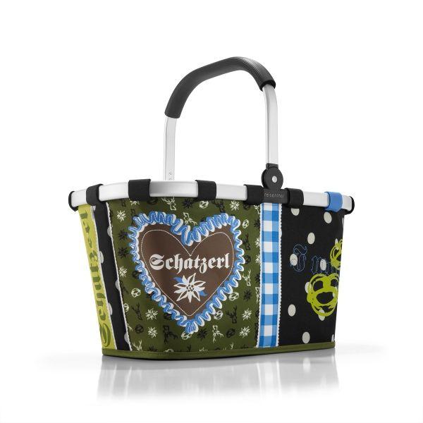 mein neuer Carrybag
