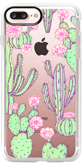 sports shoes 3f6a4 7da86 Classic Grip iPhone 7 Plus Case - Cactus in 2019 | SHINE THROUGH ...