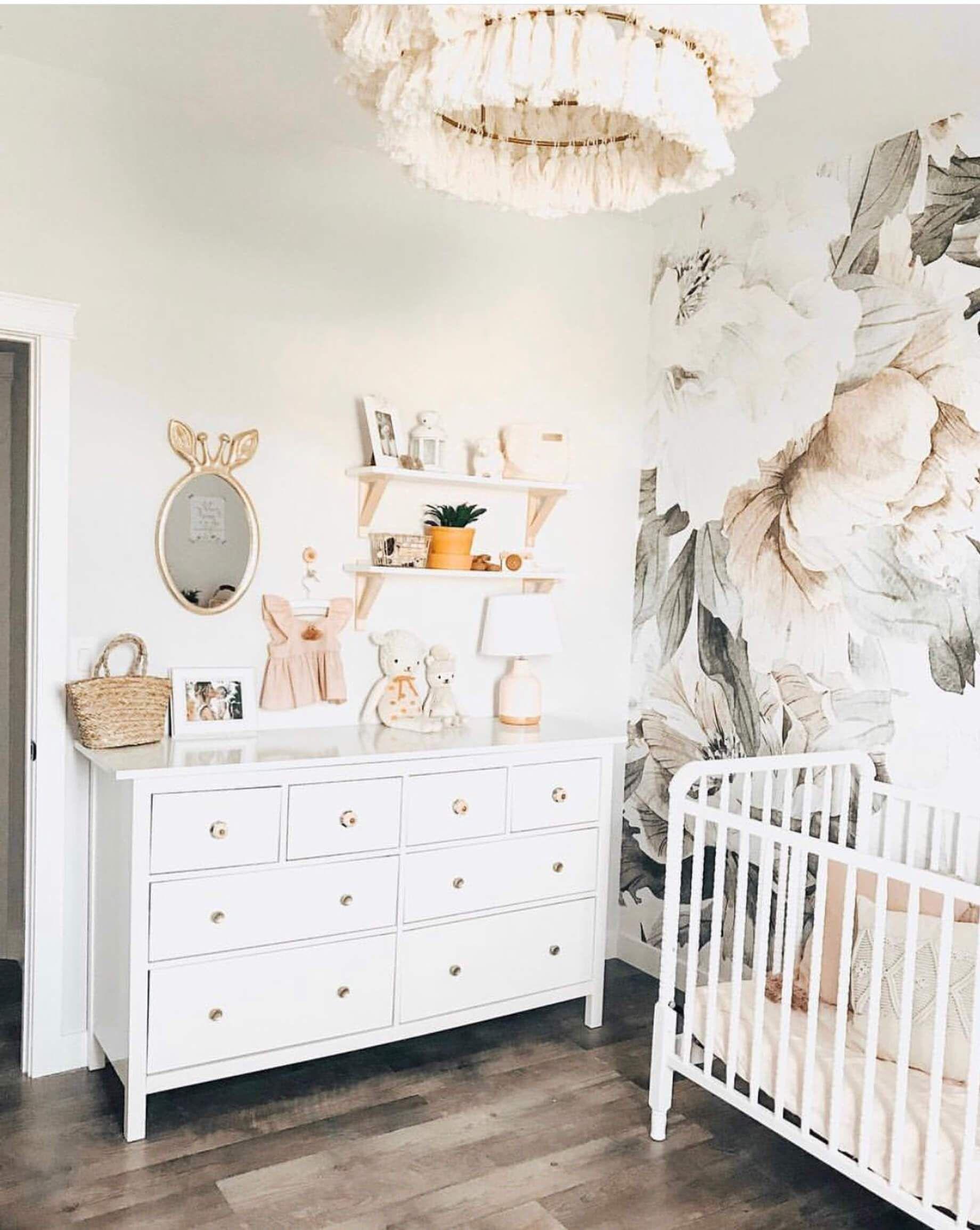 Our Baby Girl Nursery Decor Inspiration M Loves Room