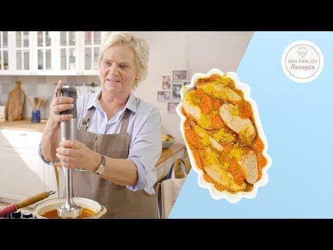 Currywurst mit Omas hausgemachter Sauce ALDI Nord