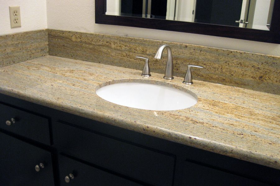 Good Counter Sinks Bathroom Part - 2: Bathroom-countertops-and-sinks-bathroom-counter-sink-bathroom-