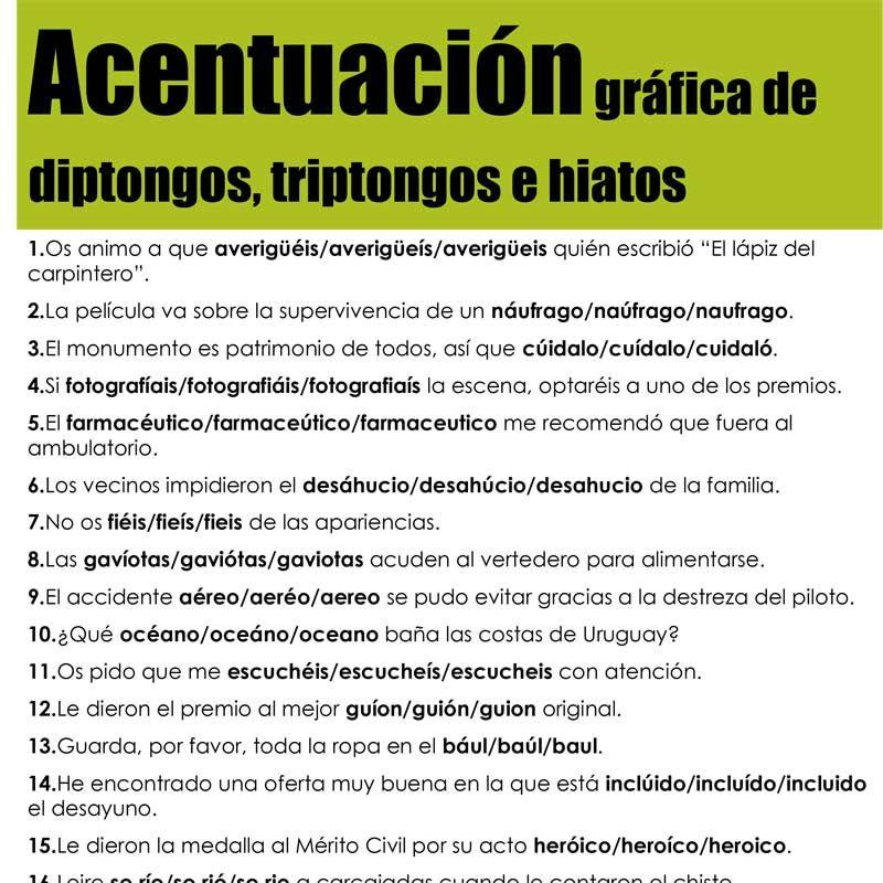 Nivel B2 Ail Madrid Recursos Lingüísticos Ortografía El Lapiz Del Carpintero